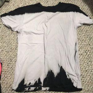 Zara tye dyed tshirt